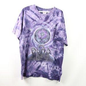 The Grateful Dead Mens Large Tie Dye T Shirt